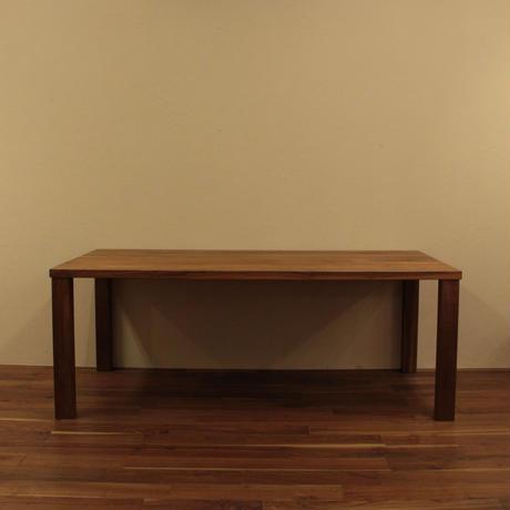現品のみ対象 Lv-dt-wn W1800ダイニングテーブル ウォールナット材