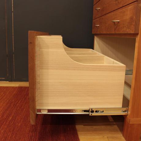 現品のみ対象 Lv-kb-bc W900カップボード ブラックチェリー材