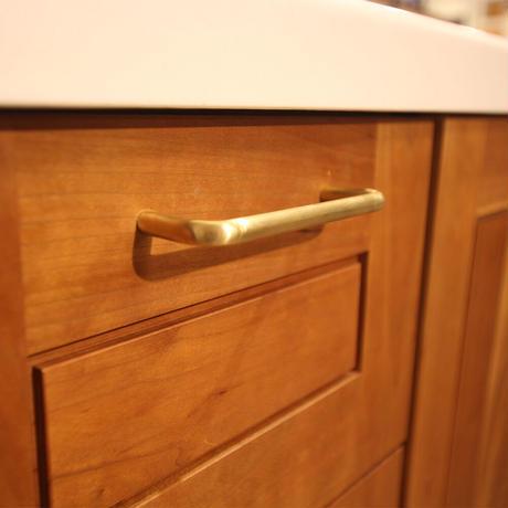 関西地区限定!現品のみ対象 LV-Ki0003 対 壁付キッチンW2550 ブラックチェリー材