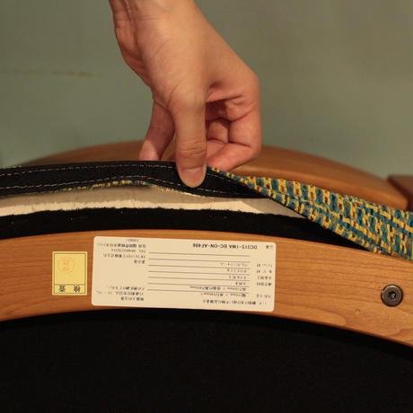 張地杯盤のため現品商品!Lv-dcst-bc スタッキングチェア(ファブリックBランク)