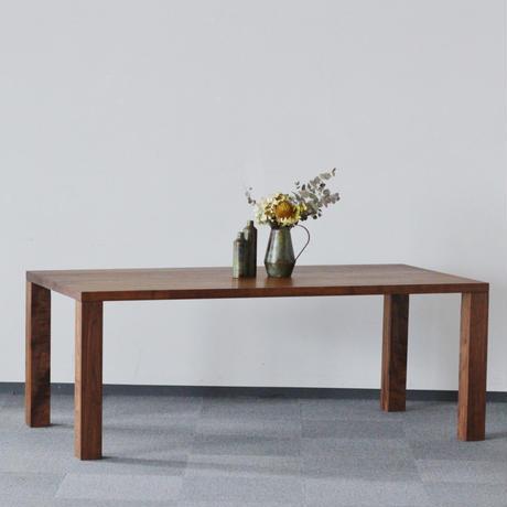 現品限り対象 Lv-Lef-013   ペザンテ ダイニングテーブル ウォールナット材