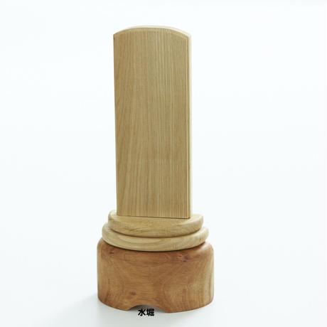 森の樹のお位牌(レインボー:4寸5分/8種)