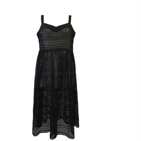 Strap Lace Dress