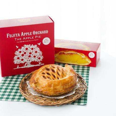 りんご園で焼いた贅沢アップルパイ(ホールサイズ)