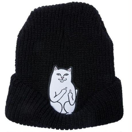 RIPNDIP LORD NERMAL RIBBED BEANIE
