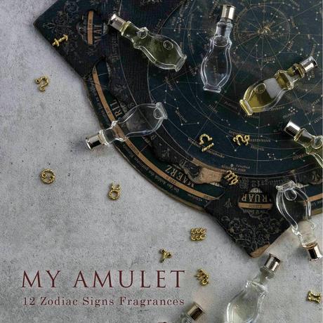12星座フレグランス 【MY AMULET】Aquarius 水瓶座 5ml