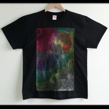 【手刺繍】「mindfulless」_20180519__5.6オンスTシャツ