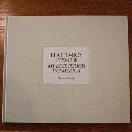 谷口昌良『写真少年 1979-1988 谷口昌良 写真集 PHOTO-BOY 1979-1988 MY ROSE PERIOD IN AMERICA』