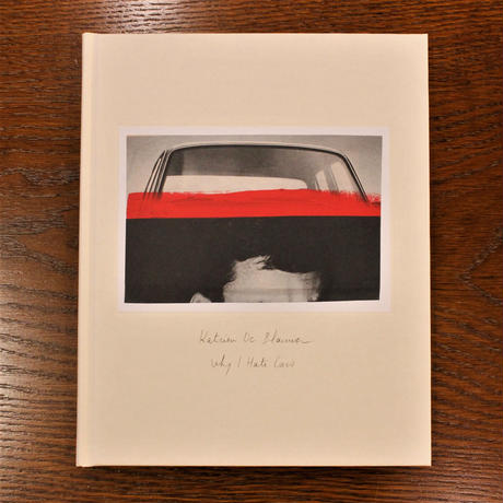 Katrien De Blauwer『WHY I HATE CARS』