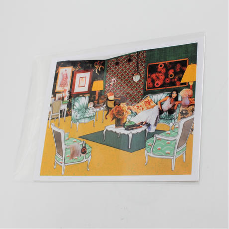 LAURIE SIMMONS『One Picture Book Two #12 :Instant Decorater』
