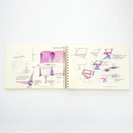 SKETCH BOOK:THE INDUSTRIAL DESIGN OF OSCAR TUSQUETS BLANCA
