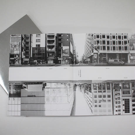 Michalis Pichler『GINZA HACCHO / EVERY BUILDING ON THE GINZA STRIP』