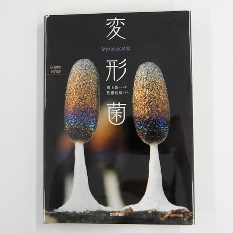 川上新一 (著), 佐藤岳彦 (写真)『変形菌』