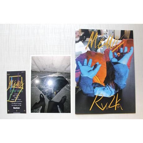 Ryu Ika『Mémos』(2L版プリント付き・サイン入り)