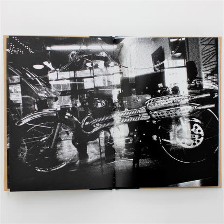 森山大道『One Picture Book Two #10 :DAIDO MOTO』