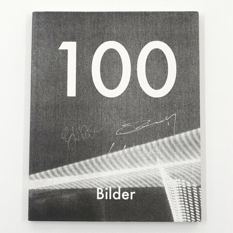 横田大輔、滝沢広、ヨシ・カメタニ『100 Bilder』(サイン入)