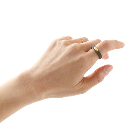 aroma ring___Dark Gray(square)