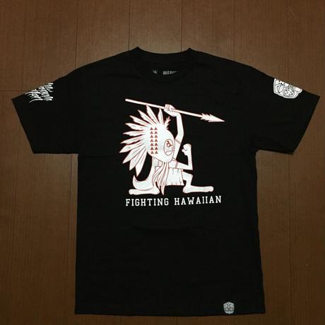 FMHI FIGHTING HAWAII Tee