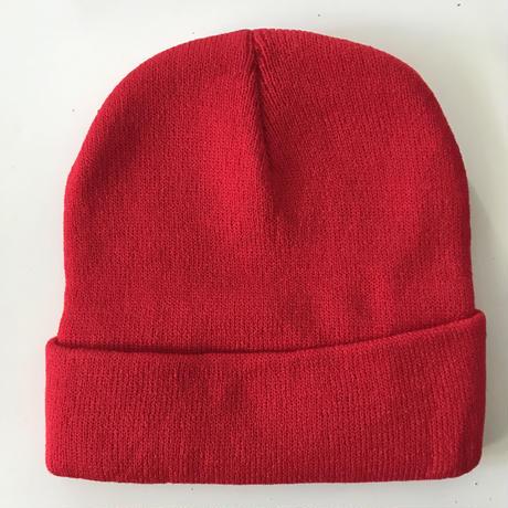 """FMHI  """"OG AKUA"""" BEANIE CAP RED"""