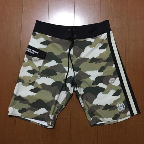 FMHI Cloud Camo Board Shorts