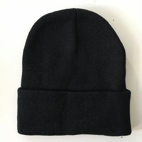 """FMHI  """"OG AKUA"""" BEANIE CAP BLACK"""