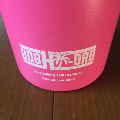 FMHI x FMHI JAPAN JAPAN EXCLUSIVE Flask by 808HI-DR8(Paradise Pink)