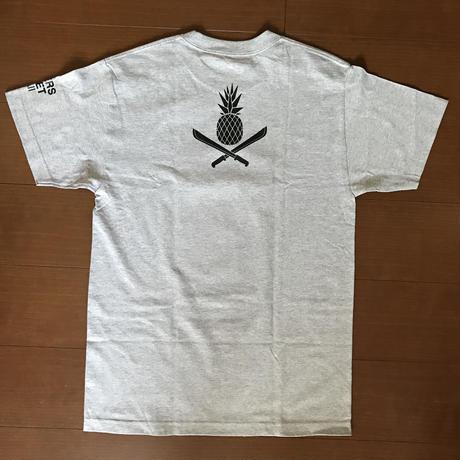 """FMHI  """"OG AKUA HALLOWEEN"""" Shirt GRAY"""