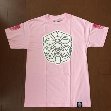 "FMHI OG AKUA PINK/WHITE JAPAN EXCLUSIVE ""SAKURA"" TEE"
