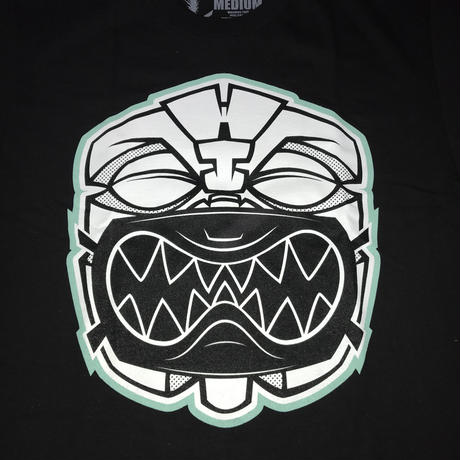 "FMHI  ""MASK OG AKUA TEAL"" Shirt"