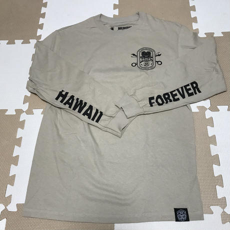 FMHI  x TOP NOTCH Collab WRENCH SAND  Long Sleeve Shirt