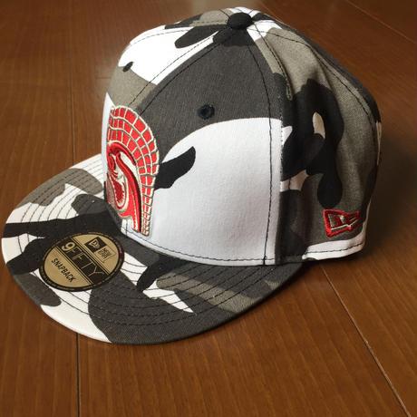 FMHI KU TIKI CAMO Hat