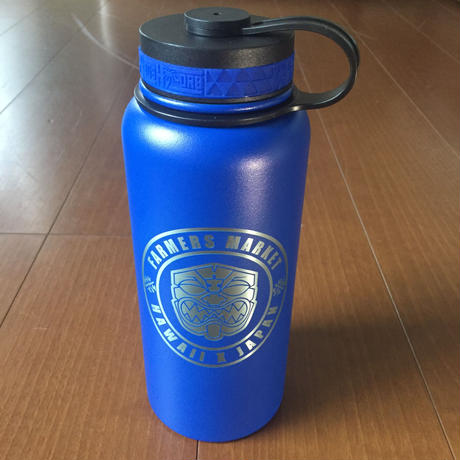FMHI x FMHI JAPAN JAPAN EXCLUSIVE Flask by 808HI-DR8(Blue Hawaii)