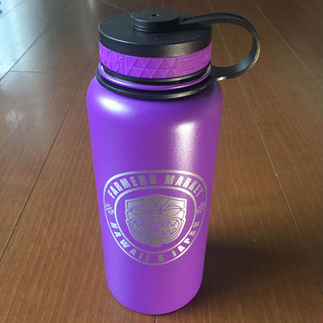 FMHI x FMHI JAPAN JAPAN EXCLUSIVE Flask by 808HI-DR8(Purple Orchid)