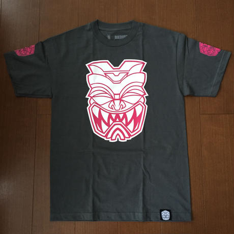 "FMHI 3.0 AKUA GRY/PINK JAPAN EXCLUSIVE ""SAKURA"" TEE"