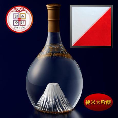 富士の酒 飛竜乗雲 純米大吟醸(風呂敷:紅白)