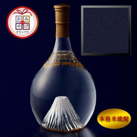 富士の酒 飛竜乗雲 本格米焼酎(風呂敷:テツコン)