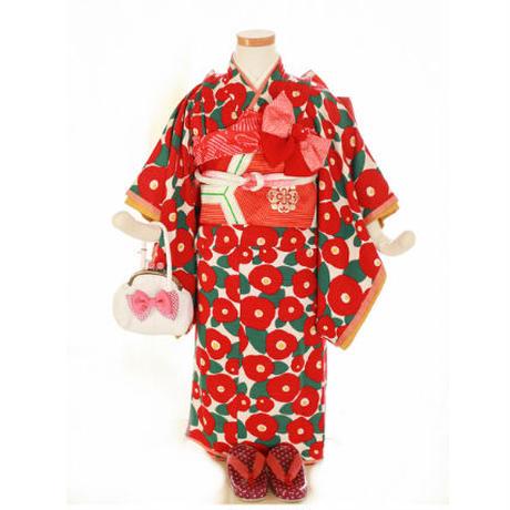 三歳 イチゴちゃんセット 赤椿 (中古)