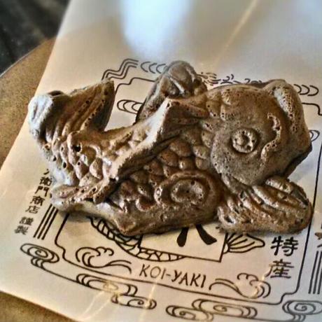お得な 鯉焼き 6匹入りX3箱セット (計18匹入り)[冷凍]
