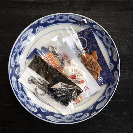 鯉焼きオリジナルキーホルダー3種セット