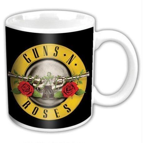 ガンズアンドローゼーズ (Guns N Roses)  BOXED STANDARD MUG: BULLET