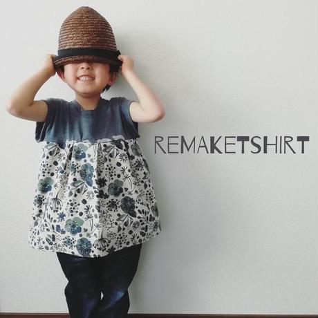 リメイクTシャツ