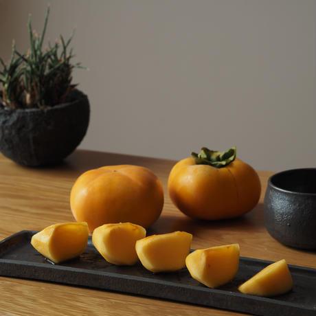 佐渡島のおいしい柿 7.5kg 3L 28個。