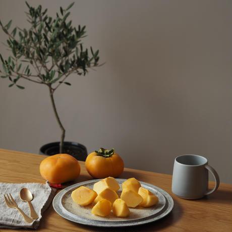 佐渡島のおいしい柿 10kg 3L 43個。