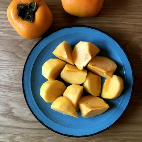 佐渡島のおいしい柿 10kg 自宅用 43-56個。
