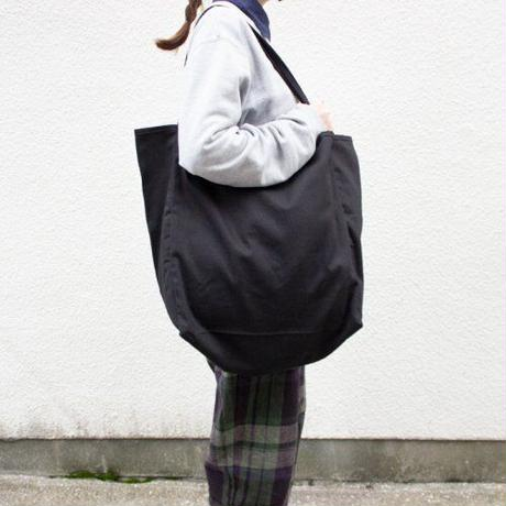 大きな柿のリバーシブルトートバッグ