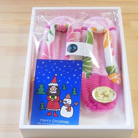 クリスマスギフトボックス(カードつき)
