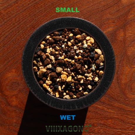 VIIIXAGONO -エクサゴノ- GREAT MIX CULTURE SOIL  S 1L / グレイト ミックス カルチャー ソイル