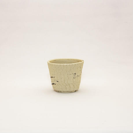 "Akio Fukuda Original Handmade Pot ""Yuuzen"".2  悠然.2"