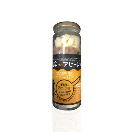 塩辛deチーズアヒージョ 1本 160g (要冷凍)