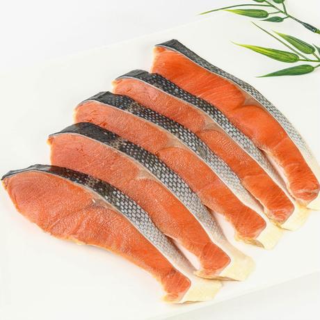 紅鮭 切身 5切
